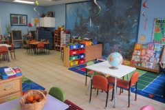 Busy Bees Brampton Ontario class room